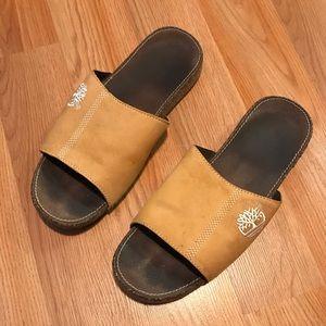 Timberland Sandles Size 9